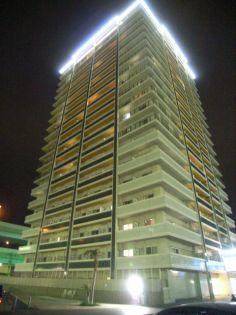 オリエントNO70ハーバーサウスタワー[4階]の外観