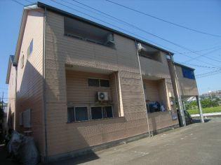 福岡県福岡市東区松崎3丁目の賃貸アパート