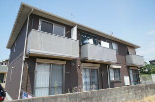 福岡県古賀市花見東2丁目の賃貸アパートの画像