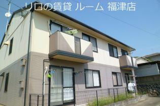 福岡県福津市手光の賃貸アパートの画像
