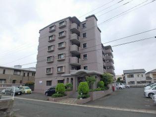 福岡県大野城市山田3丁目の賃貸マンションの外観