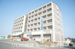 福岡県古賀市中央2丁目の賃貸マンションの画像