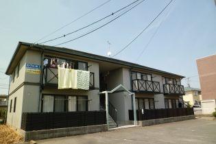 福岡県古賀市今の庄2丁目の賃貸アパート