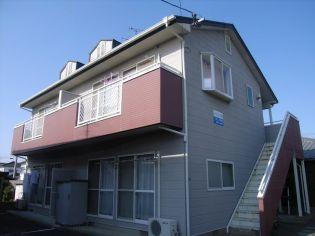 福岡県古賀市天神3丁目の賃貸アパート
