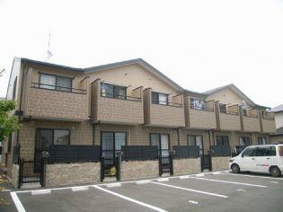 福岡県宗像市赤間5丁目の賃貸アパート