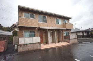 福岡県宗像市土穴2丁目の賃貸アパート