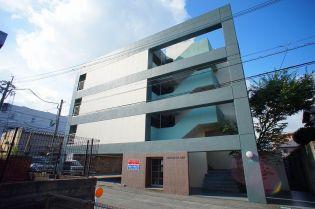 福岡県古賀市天神4丁目の賃貸マンション