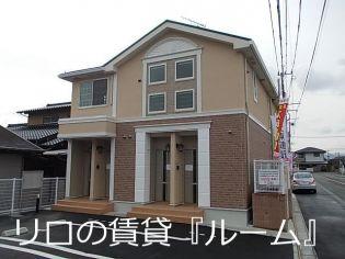 福岡県飯塚市南尾の賃貸アパート