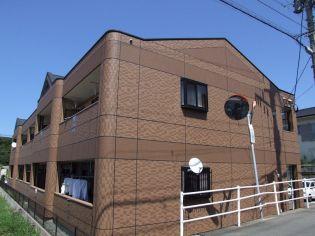 福岡県遠賀郡岡垣町鍋田1丁目の賃貸アパートの画像
