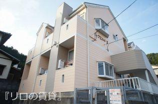 福岡県宗像市石丸2丁目の賃貸アパート
