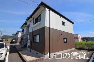 福岡県宗像市光岡の賃貸アパート