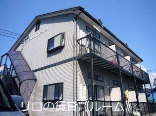福岡県福岡市東区多の津5丁目の賃貸アパート