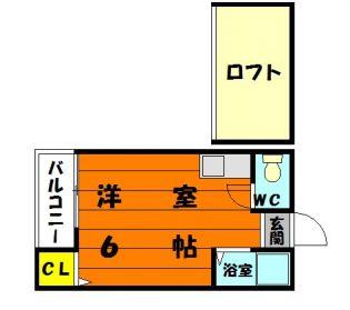 ソフリナ香椎 1階の賃貸【福岡県 / 福岡市東区】