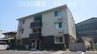 仮)D-room田富[1階]の外観