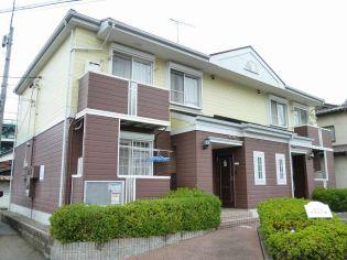 愛知県清須市廻間2丁目の賃貸アパート