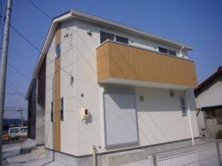 [タウンハウス] 愛知県名古屋市西区城町 の賃貸【愛知県 / 名古屋市西区】