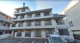 スプリングヒルズ 4階の賃貸【兵庫県 / 神戸市西区】
