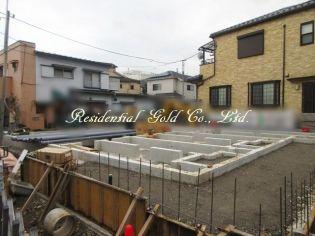 埼玉県上尾市愛宕3丁目の賃貸アパートの画像