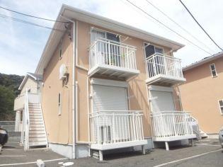 ヴェルデ七里ガ浜Ⅱ[2階]の外観