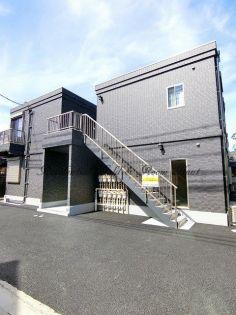 神奈川県鎌倉市笹目町の賃貸マンションの外観