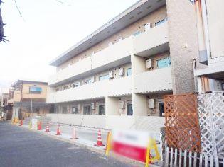 神奈川県平塚市榎木町の賃貸アパートの外観