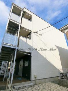 神奈川県鎌倉市台5丁目の賃貸マンションの外観