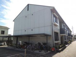 大阪府高槻市芝生町4丁目の賃貸アパートの画像