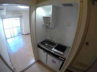 グレイスフル第2東三国Ⅱのミニ冷蔵庫付き