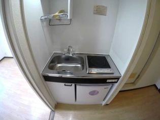 グレイスフル第2東三国Ⅱのキッチン