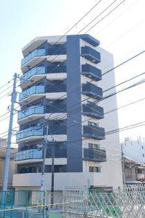 セジョリ早稲田WEST[5階]の外観