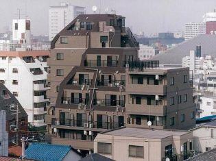 グランドガーラ渋谷松濤[4階]の外観