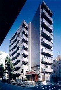 ガラシティ駒沢大学[6階]の外観