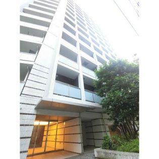 パークハビオ渋谷[512号室]の外観