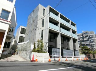 PARK SQUARE 駒沢大学(パークスクエアコマザワダイガク)[101号室]の外観