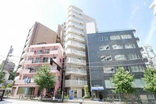 東京都文京区本駒込5丁目の賃貸マンション