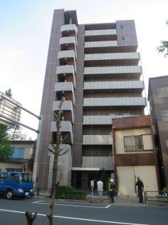 東京都北区王子本町2丁目の賃貸マンション