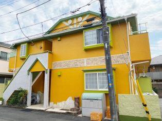 オレンジハウス[102号室]の外観
