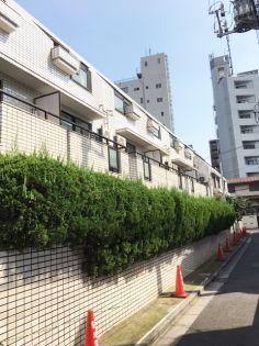 東京都新宿区高田馬場3丁目の賃貸マンション