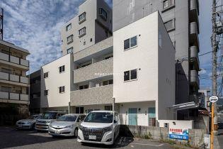 広島県広島市西区都町の賃貸アパート