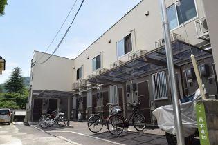 広島県広島市南区西本浦町の賃貸アパート