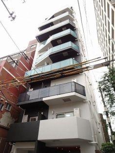 東京都江東区白河1丁目の賃貸マンションの外観