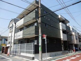 東京都葛飾区新小岩4丁目の賃貸アパート