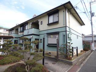 パルハイムA・B 2階の賃貸【大阪府 / 茨木市】
