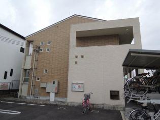 大阪府高槻市八幡町の賃貸アパート