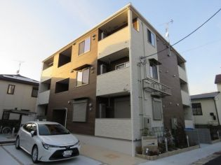 大阪府茨木市橋の内3丁目の賃貸アパート