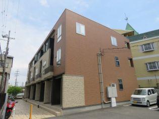 大阪府摂津市鳥飼和道1丁目の賃貸アパート