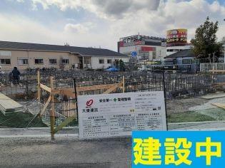 大阪府高槻市辻子2丁目の賃貸アパート