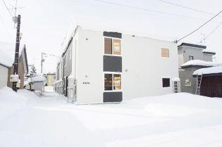 2LDK・旭川 徒歩243分・駐車場あり・システムキッチンの賃貸