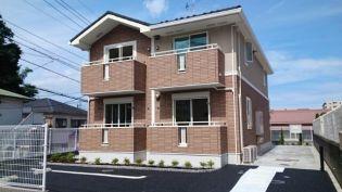 東京都稲城市百村の賃貸アパートの画像