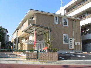 東京都狛江市猪方1丁目の賃貸アパート